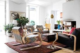 bohemian decor ideas living room chic