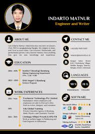 new look for my cv resume lancer 20 for new look for my cv resume by indartomatnur