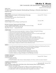 Resume Template. Internship Resume Objectives: objective-of ... ... Resume Template, Objective To Attain A Product Development With Internship Resume And Education In Kendall ...