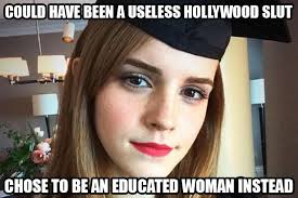 Emma Watson Graduates from Brown University | Emma Watson | Know ... via Relatably.com