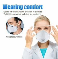 <b>10pcs</b> FFP1 N90 Healthcare Respirator Anti PM2.5 <b>N95 Particulate</b> ...