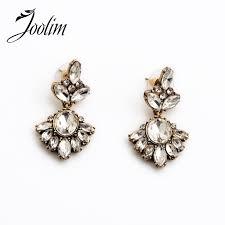 <b>JOOLIM Jewelry</b> Wholesale/ Vintage Clear Glass Crystal Chandelier ...