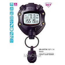 Секундомер <b>Casio HS</b>-<b>80TW</b>-<b>1E</b> - Магазины <b>часов</b> MosClock