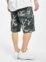 <b>Urban Classics Брюки</b> / <b>Шорты Camouflage</b> камуфляж 102709
