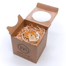 <b>Handmade Scented</b> Natural Candle With Shredded Cinnamon ...