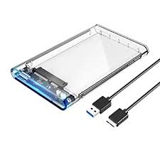 <b>ORICO</b> External USB 3.0 2.5 inch SATA <b>Hard Drive Enclosure</b> ...