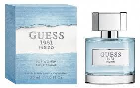 <b>1981</b> Indigo for Women <b>Guess</b> новый <b>парфюм</b> для женщин 2018 год