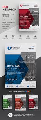 stylish corporate business flyer template by verazo graphicriver stylish corporate business flyer template corporate flyers