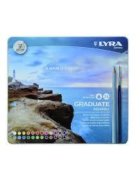 LYRA GRADUATE AQUARELL Акварельные <b>цветные карандаши</b> ...