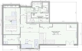 id like to set up a bunch of cans in the general basement area in a few zones zone 1 familyplay area zone 2 exercisefamily room 2 basement lighting layout