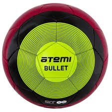 <b>Мяч</b> футбольный <b>atemi bullet</b>: цены от 1 040 ₽ купить недорого в ...