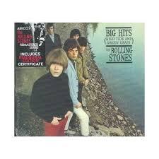 The <b>Rolling Stones</b> - <b>Big</b> Hits (High Tide And Green Grass) (CD ...
