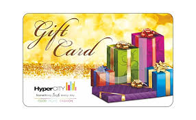 Hypercity Gift Card - Rs.1000: Amazon.in: Gift Cards