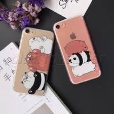 $2.29 - Lovely <b>Cartoon Bear</b> Tpu Soft <b>Silicone Rubber Clear</b> Case ...