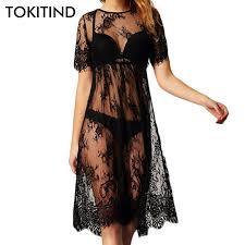 TOKITIND Summer <b>Women</b> Sexy Swimsuit <b>Lace</b> Crochet Bikini ...