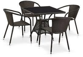<b>Комплект мебели 4</b>+1 Афина T197BNS/Y137C-W53 недорого ...