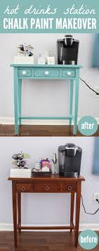 hot drinks station chalk paint makeover using chalk paint decorative paint by annie sloan in chalk paint furniture