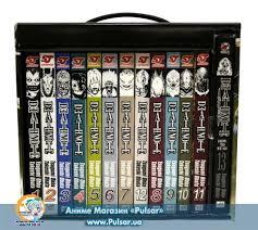 Манга на английском языке «Death Note Box Set (Vol.s 1-13 ...