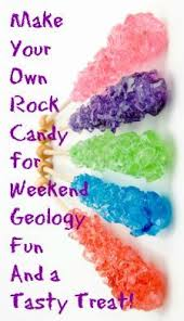 Growing <b>Rock Candy</b> Crystals: A <b>Sweet</b> & Fun Science Experiment ...