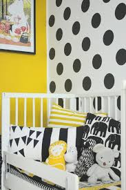 themed kids room designs cool yellow: love a bit of black white and yellow vibrant and fun decor