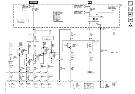 2003 chevy trailblazer electrical system wiring diagram graphic