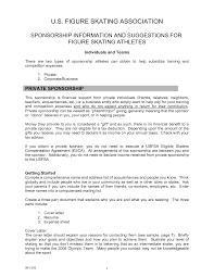 sample cover letter for sports team hotel hospitality cover request letter baseball team sponsorship letter sports team
