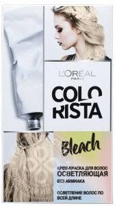 Купить <b>Крем</b>-<b>краска для волос Loreal</b> Paris Colorista Bleach ...