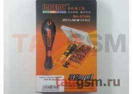 Набор <b>отверток JAKEMY JM-8106</b> (38 в 1)