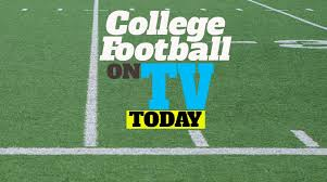 College Football Games on TV Today (Friday, Nov. 29)
