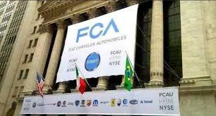 Risultati immagini per Fca, boom di vendite in USA