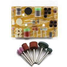 <b>105Pc Rotary Tool</b> Accessory Bit Set Suit Shank Grinding Polishing ...