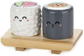 <b>Солонка и перечница</b> «<b>Sushi</b>» — Купить за 6 557 тг.
