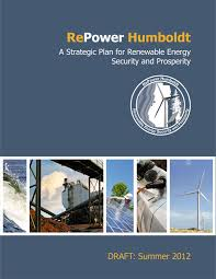 jim zoellick serc news page  cover page of the draft repower humboldt strategic plan