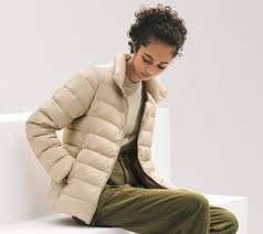 <b>Women's Down Coats</b> & Jackets   UNIQLO