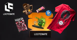 <b>Geek</b> Subscription Box for Gamers & Nerds | Loot Crate™