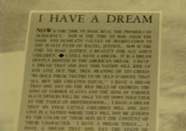 i have a dream turns grosvenor rare book room to commemorate the 50th anniversary of the i have a dream speech made by martin luther king jr during the on washington d c in of 1963