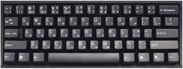 Resultado de imagen para teclado de computadora
