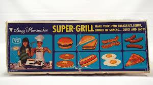 Suzy Homemaker Super Grill, I Make 2nd Breakfast! - video ...