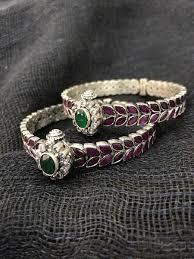 Pure <b>925 Silver</b> – VIKA Boutique   <b>Silver jewellery</b> indian, <b>Silver</b> ...