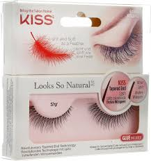 Kiss <b>Looks</b> so Natural <b>Накладные ресницы</b> Eyelashes Shy KFL01C ...