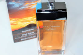 Dolce and Gabbana <b>Light Blue Sunset in</b> Salina Review - Really Ree