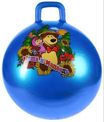 Купить <b>мячик</b> детский <b>Играем</b> вместе маша и медведь SH-22 MA ...