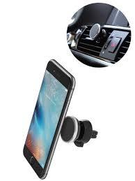 <b>Магнитный держатель</b> для смартфона на <b>воздуховод</b> ...