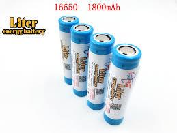 <b>2PCS</b>/LOT original Keeppower 3.7V 16650 <b>1800mAh</b> Rechargeable ...