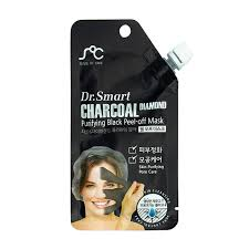 <b>Маска</b>-плёнка Sense of Care Dr.Smart Charcoal <b>Diamond</b> Purifying ...