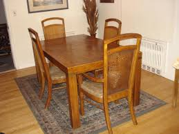 Retro Dining Room Sets Vintage Dining Room Set Remade Crafthubs