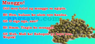 Green minded tagalog jokes