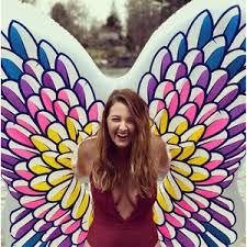 Купить <b>Круг надувной BigMouth Angel</b> недорого в интернет ...