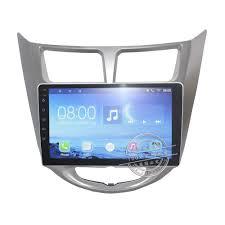 <b>HANGXIAN 9</b>'' 2 din <b>Android 7.0</b> Car Dvd Player For Hyundai Solaris ...