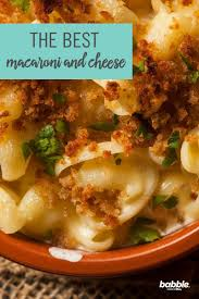 The Best <b>Macaroni</b> and <b>Cheese</b> I've Ever Made | Disney <b>Family</b>